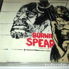 CDs de Música: -CD BURNING SPEAR HARDER THAN THE BEST USA REGGAE. Lote 288520163