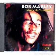 CDs de Música: CD ORIGINAL BOB MARLEY LIVELY UP YOURSELF EN VIVO. Lote 288521058