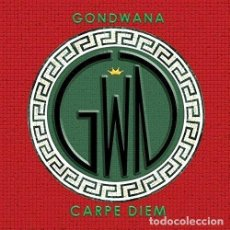 CDs de Música: CD GONDWANA CARPE DIEM. Lote 288521528