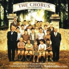 CDs de Música: THE CHORUS LES CHORISTES ORIGINAL SOUNDTRACK CD US IMP. Lote 288522338