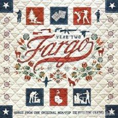 CDs de Música: FARGO YEAR TWO OST CD US IMP. Lote 288523188