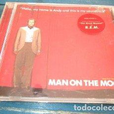 CDs de Música: -CD SOUNDTRACK MAN ON THE MOON REM GERMANY OST. Lote 288523588