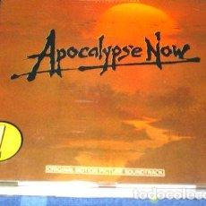 CDs de Música: -CD SOUNDTRACK APOCALYPSE NOW MADE IN GERMANY COPPOLA. Lote 288523618