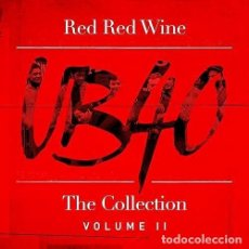 CDs de Música: UB40 RED RED WINE THE COLLECTION VOL 2 CD UK IMPORT. Lote 288524173