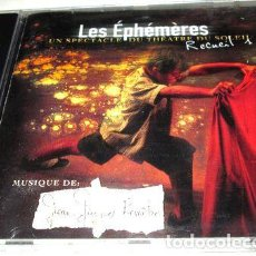 CDs de Música: -CD JEAN JACQUES LEMETRE LES EPHEMERES THEATRE DU SOLEIL. Lote 288524203