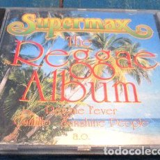 CDs de Música: -CD SUPERMAX THE REGGAE ALBUM GERMANY REGGAE. Lote 288524893
