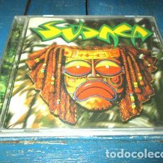 CDs de Música: -CD SUDACA SUDACA DIFUSION SONAMOS UNIR REGGAE. Lote 288525283