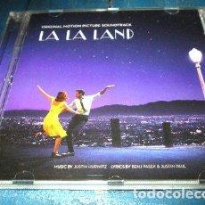 CDs de Música: -CD SOUNDTRACK LA LA LAND C4 EMMA STONE JUSTIN HURWITZ. Lote 288526578