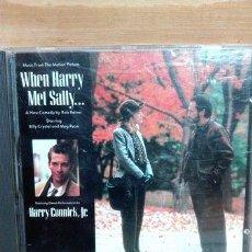 CDs de Música: CD WHEN HARRY MET SALLY HAD TO BE YOU ORIGINAL USA. Lote 288526863