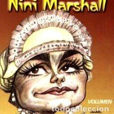 CDs de Música: NINI MARSHALL CD VOLUMEN 1 CANDIDA CATITA JOVITA DONA POLA. Lote 288527238