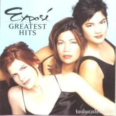 CDs de Música: EXPOS GREATEST HITS CD US IMPORT. Lote 288528133