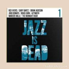 CDs de Música: YOUNGE ADRIAN MUHAMMAD ALI SHAHEED JAZZ IS DEAD CD US IMP. Lote 288527478
