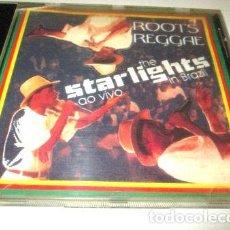 CDs de Música: -CD THE STARLIGHTS ASO VIVO IN BRAZIL ROOTS REGGAE. Lote 288528118