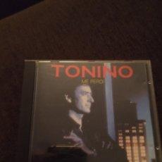 CDs de Música: TONI. ME PERDÍ. EDICIÓN TON MUSIC. MUY RARO. Lote 288559888
