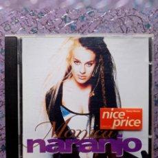 CD de Música: MÓNICA NARANJO. 1994. PRIMER CD. ESPAÑA.. Lote 288579233
