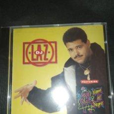 CDs de Música: D.J. LAZ – DJ LAZ CD 1991 NUEVO PRECINTADO RAP HIP HOP MIAMI BASS LATIN. Lote 288579928