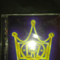 CDs de Música: DJ LAZ - KING OF BASS CD 1996 NUEVO PRECINTADO RAP HIP HOP MIAMI BASS LATIN. Lote 288580093