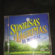 CDs de Música: SONRISAS Y LÁGRIMAS. EL MUSICAL CD - ORQUESTA SINFÓNICA DE RTVE Y CORO DE RTVE. Lote 288583898