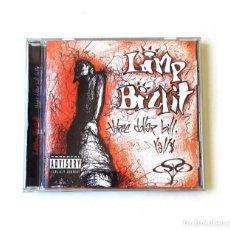 CDs de Música: LIMP BIZKIT - THREE DOLLAR BILL, YALL$. Lote 288606143