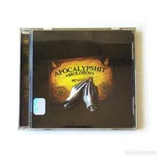 CDs de Música: MOLOTOV - APOCALYPSHIT. Lote 288612263
