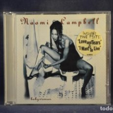 CDs de Música: NAOMI CAMPBELL - BABYWOMAN - CD. Lote 288624563