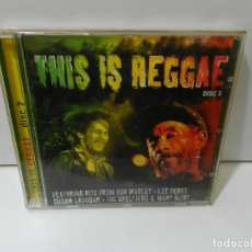 CDs de Música: DISCO CD. THIS IS REGGAE – HITS FROM BOB MARLEY. COMPACT DISC.. Lote 288632933