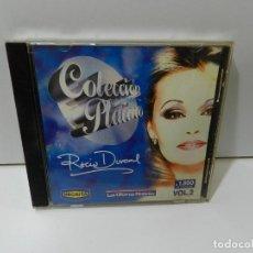 CDs de Música: DISCO CD. ROCÍO DÚRCAL – COLECCIÓN PLATINO. COMPACT DISC.. Lote 288635023