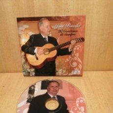 CDs de Música: JOSÉ POSADA. 20 CANCIONES DE SIEMPRE. AÑO 2007. ASTURIAS.. Lote 288675298