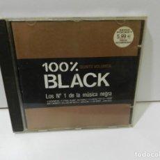 CDs de Música: DISCO CD. DOWN LOW, DA BASS, BLACK DIAMOND – 100% BLACK QUINTO VOLUMEN. COMPACT DISC.. Lote 288676393