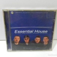 CDs de Música: DISCO CD. J.LOUIS, FRANK 'O MOIRAGH – ESSENTIAL HOUSE CD.3. COMPACT DISC.. Lote 288679763