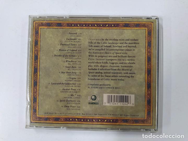 CDs de Música: Celtic Twilight - CD Recopilatorio. TDKCD70 - Foto 3 - 288680758