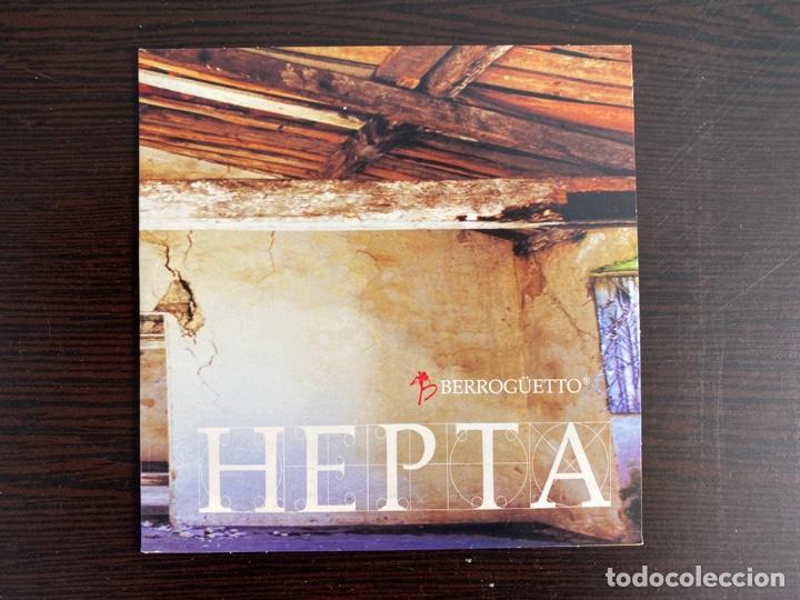 BERROGÜETTO - HEPTA (COLECCIÓN DO FOL 29) (CD, ALBUM) (Música - CD's Country y Folk)