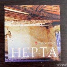 CDs de Música: BERROGÜETTO - HEPTA (COLECCIÓN DO FOL 29) (CD, ALBUM). Lote 288681653