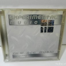 CDs de Música: DISCO CD. EXPERIMENTAL MUSIC 1 – NEW AGE MUSIC TRANSPOTING. COMPACT DISC.. Lote 288686033