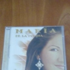 CDs de Música: CD MARIA DE LA COLINA . INACABADA ESCENA. Lote 288687663