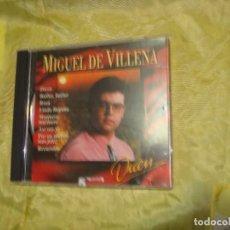 CDs de Música: MIGUEL DE VILLENA. DICEN . DIVUCSA, 1996. CD. Lote 288703758