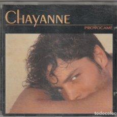 CDs de Música: CHAYANNE - PROVOCAME (CD SONY 1992 ESPAÑA). Lote 288715413