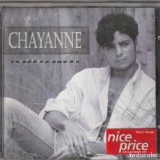 CDs de Música: CHAYANNE - INFLUENCIAS (CD SONY 1994 ESPAÑA). Lote 288715743