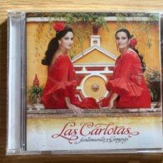 CDs de Música: LAS CARLOTAS: SENTIMIENTOS Y COMPÁS.. Lote 288722163