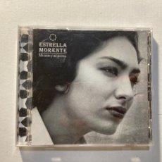 CDs de Música: ESTRELLA MORENTE: MI CANTE Y UN POEMA.. Lote 288738628