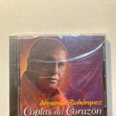 CDs de Música: ARMANDO BOHÓRQUEZ: COPLAS DEL CORAZÓN.. Lote 288738943