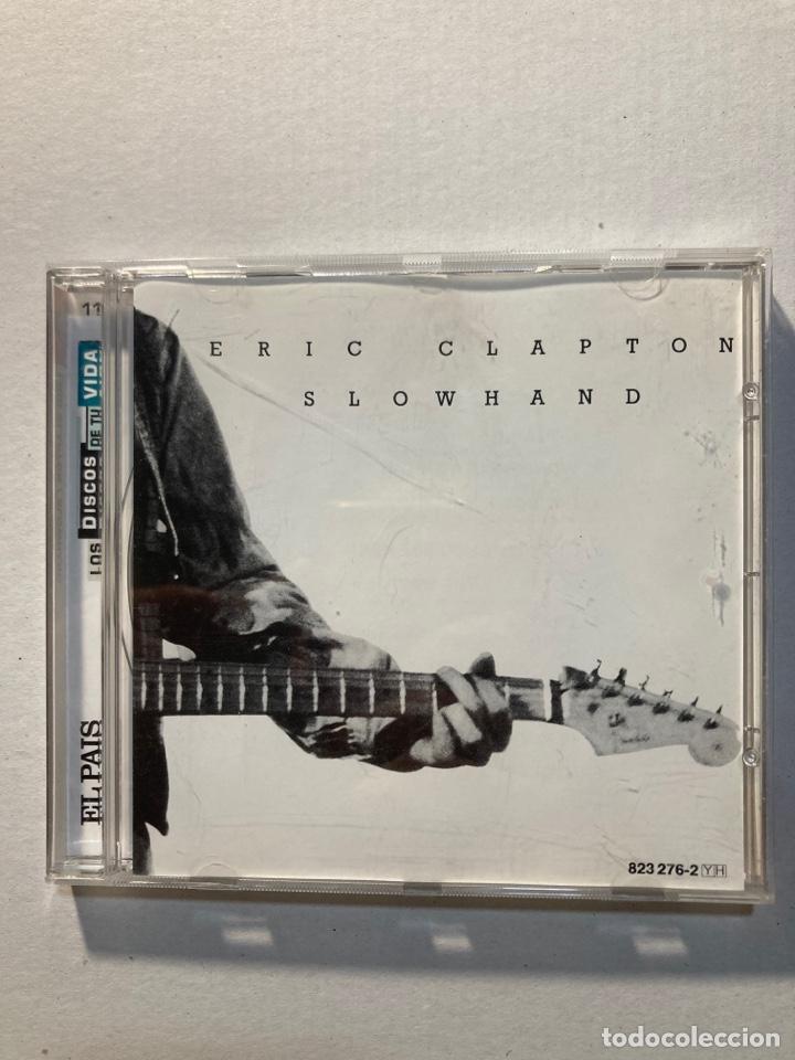 ERIC CLAPTON: SLOWHAND. (Música - CD's Rock)