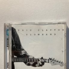 CDs de Música: ERIC CLAPTON: SLOWHAND.. Lote 288739603