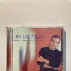 CDs de Música: JOSÉ LUIS PERALES: ME HAN CONTADO QUE EXISTE UN PARAÍSO.. Lote 288740108