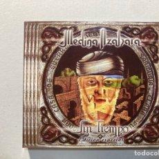 CDs de Música: MEDIA AZAHRA: TÚ TIEMPO.(EDICIÓN ESPECIAL). Lote 288740553