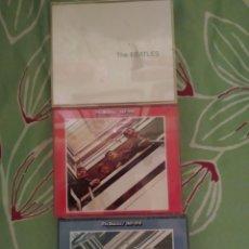 CDs de Música: THE BEATLES. BLANCO, ROJO Y AZUL. 6 CDS. Lote 288741238
