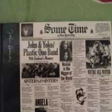 CDs de Música: JHON LENNON Y YOKO ONO. DIME TIME. CD.. Lote 288741358