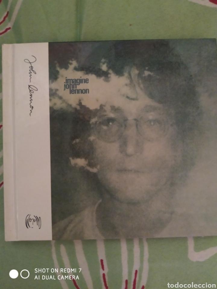 JHON LENNON. IMAGINE. CD. (Música - CD's Rock)