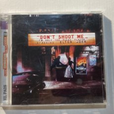 "CDs de Música: ELTON JOHN:""DON'T SHOOT ME,,. Lote 288741653"