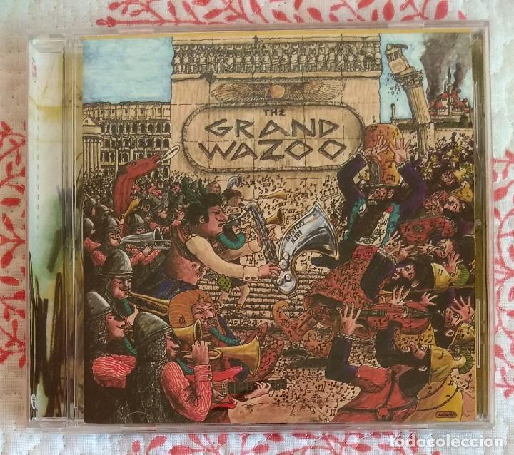 FRANK ZAPPA - THE GRAND WAZOO CD NUEVO Y PRECINTADO - JAZZ FUSION ROCK PROGRESIVO (Música - CD's Rock)